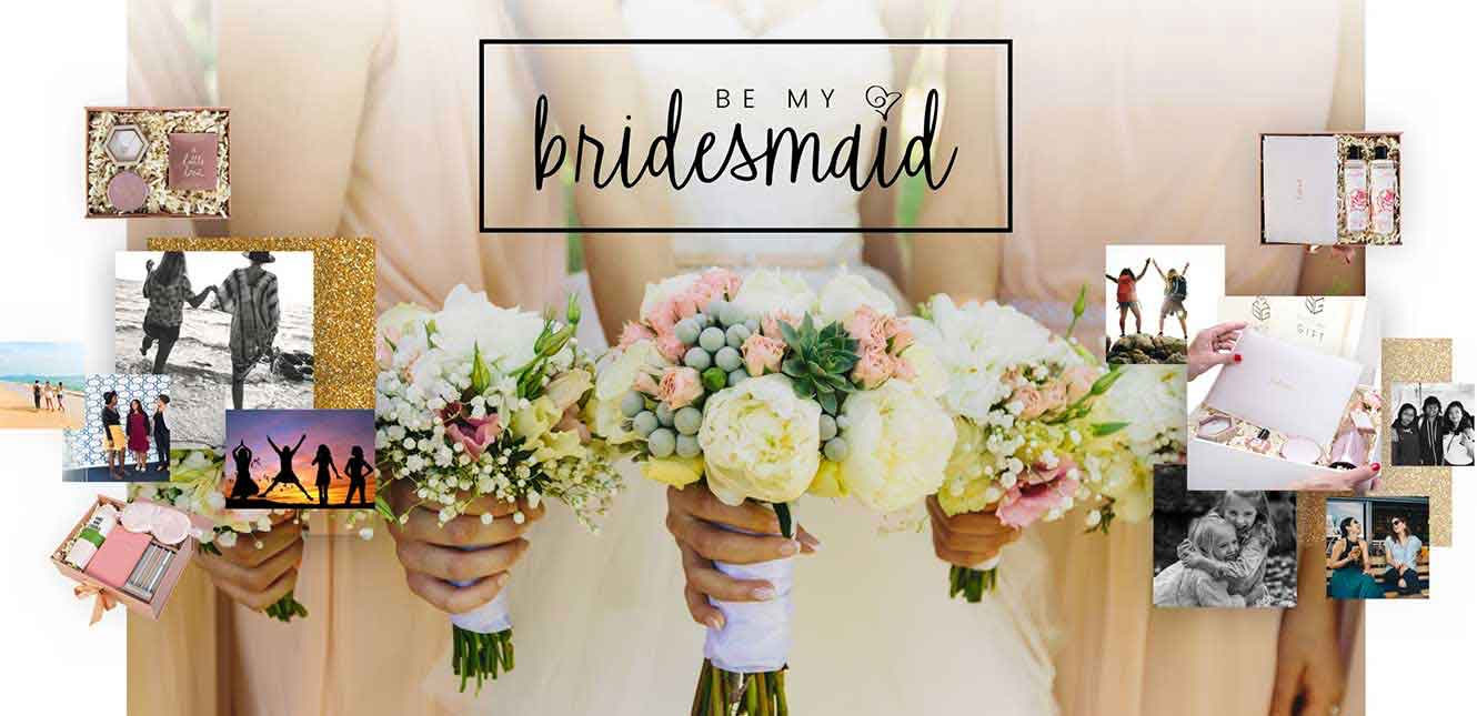 Show Your Appreciation With These Bridesmaids Gift Boxes