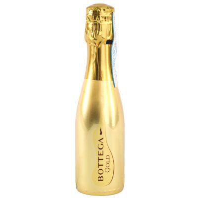 Bottega Gold 20cl Prosecco bottle